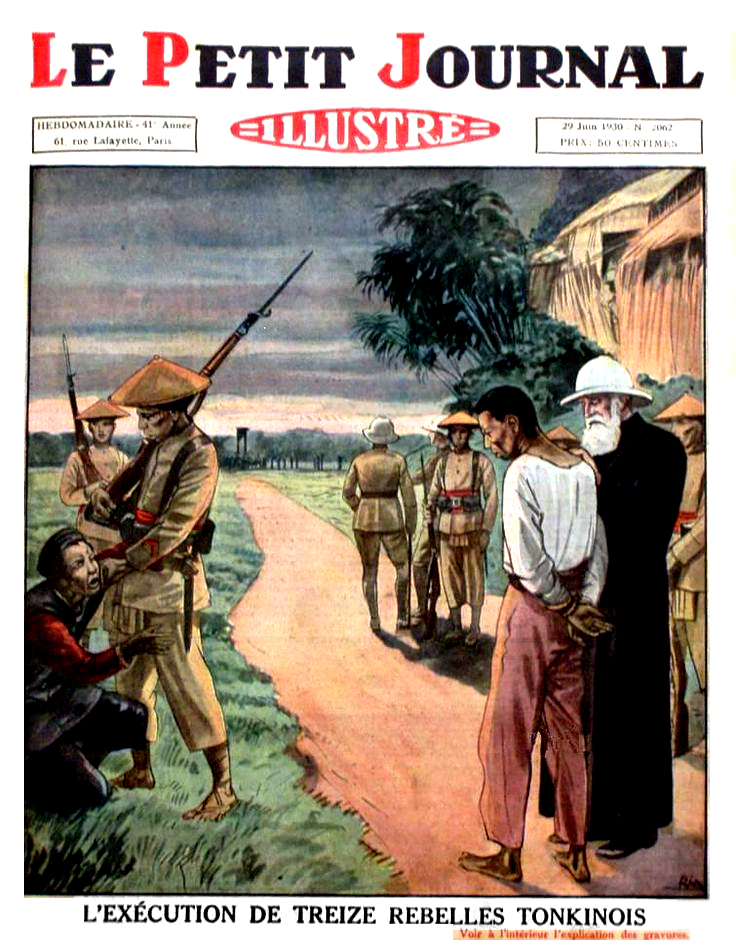 Le petit journal illustre 1930 N°2062 indochine