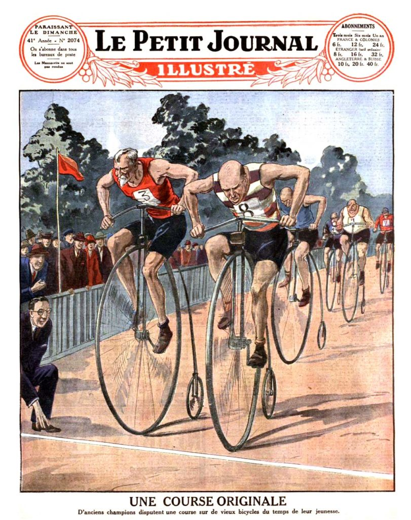 Le petit journal illustre 1930 N°2074a