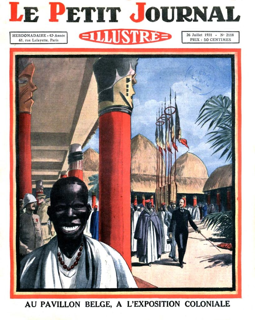Le petit journal illustre 1931 N°2118 Exposition coloniale a