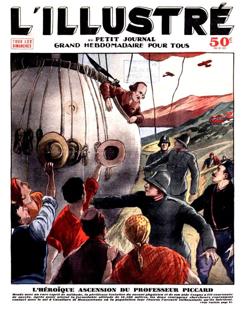 Le petit journal illustre 1932 08 28 Numero 2175.page 1a