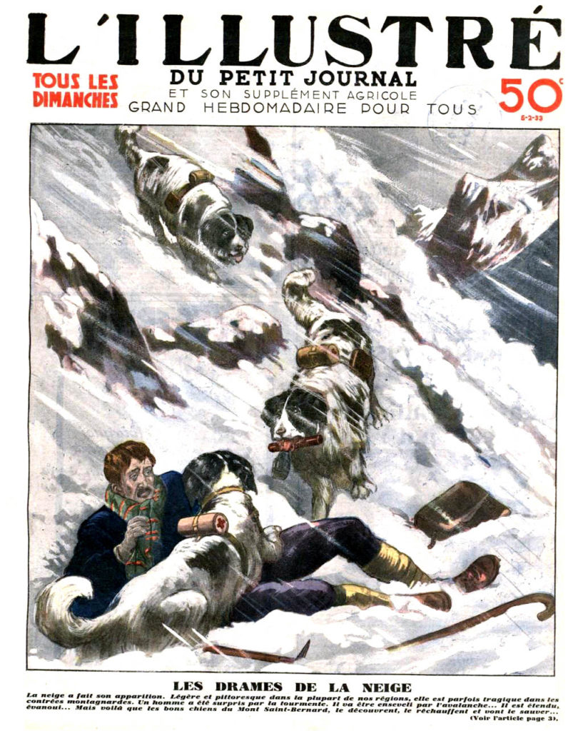 Le petit journal illustre 1933 02 05 Numero 2198.page 1a