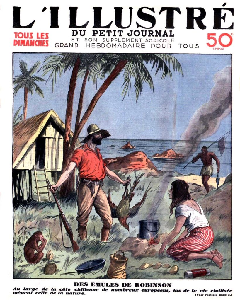 Le petit journal illustre 1933 08 13 Numero 2225.page 1a
