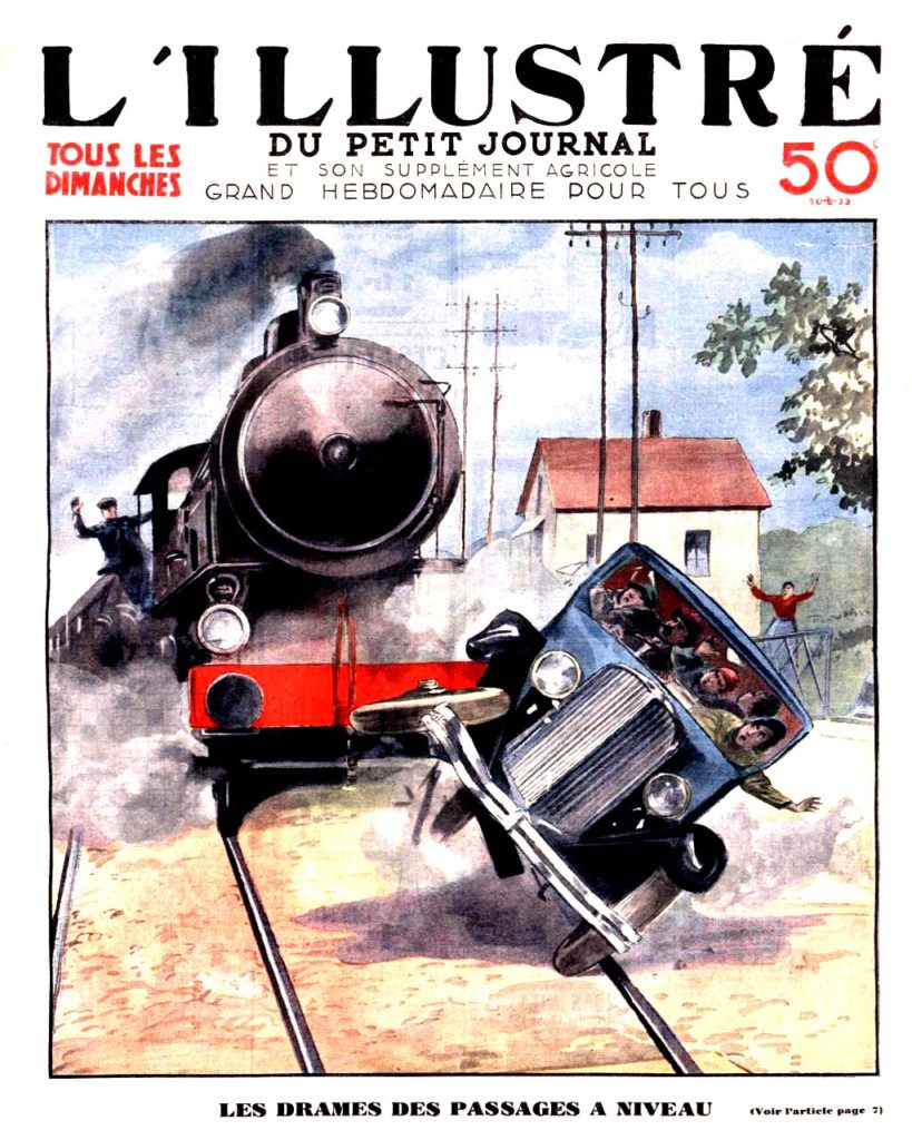 Le petit journal illustre 1933 09 10 Numero 2229.page 1a