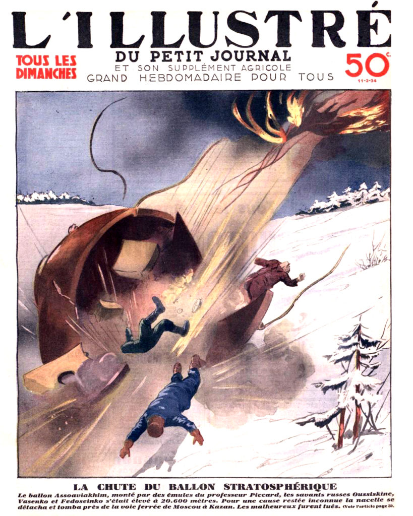 Le petit journal illustre 1934 02 11 Numero 2251 page 1