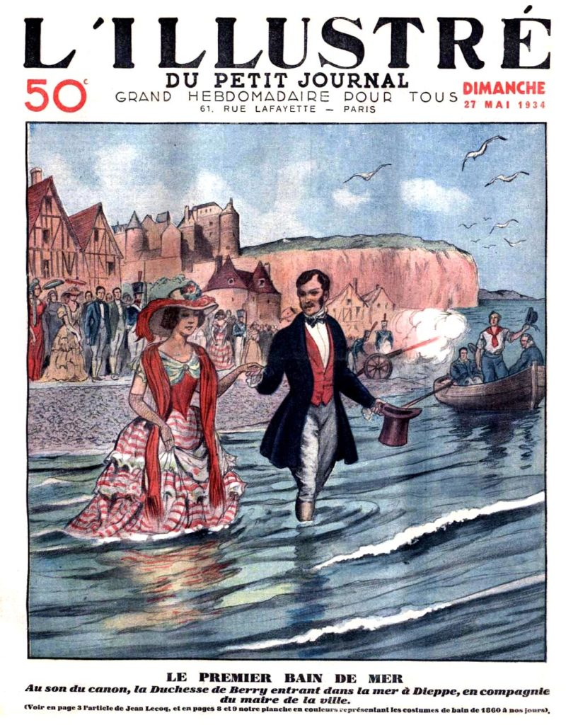 Le petit journal illustre 1934 05 27 Numero 2266. page 1a