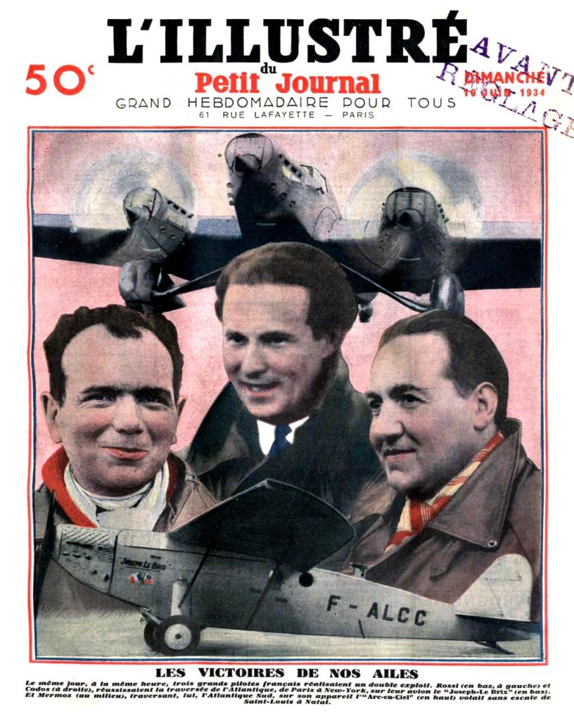 Le petit journal illustre 1934 06 10 Numero 2268.page 1a