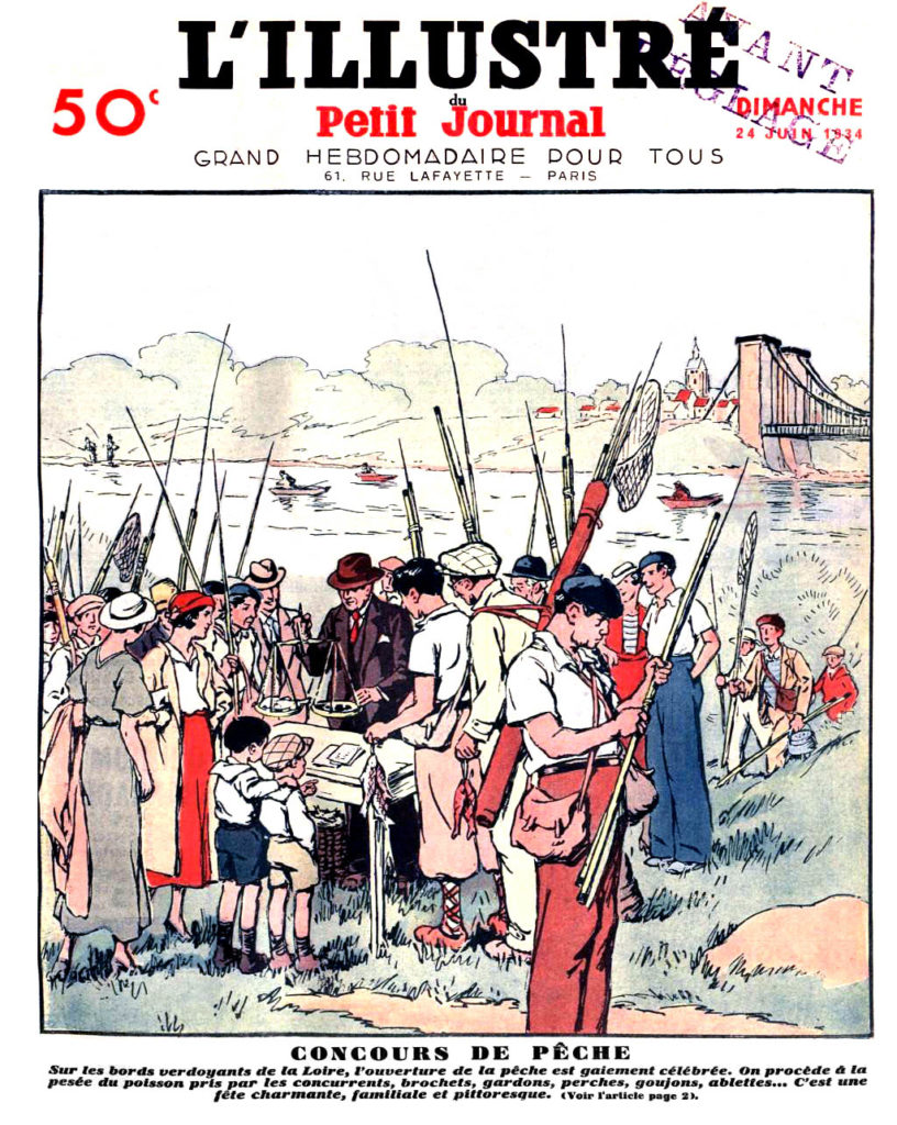 Le petit journal illustre 1934 06 24 Numero 2270