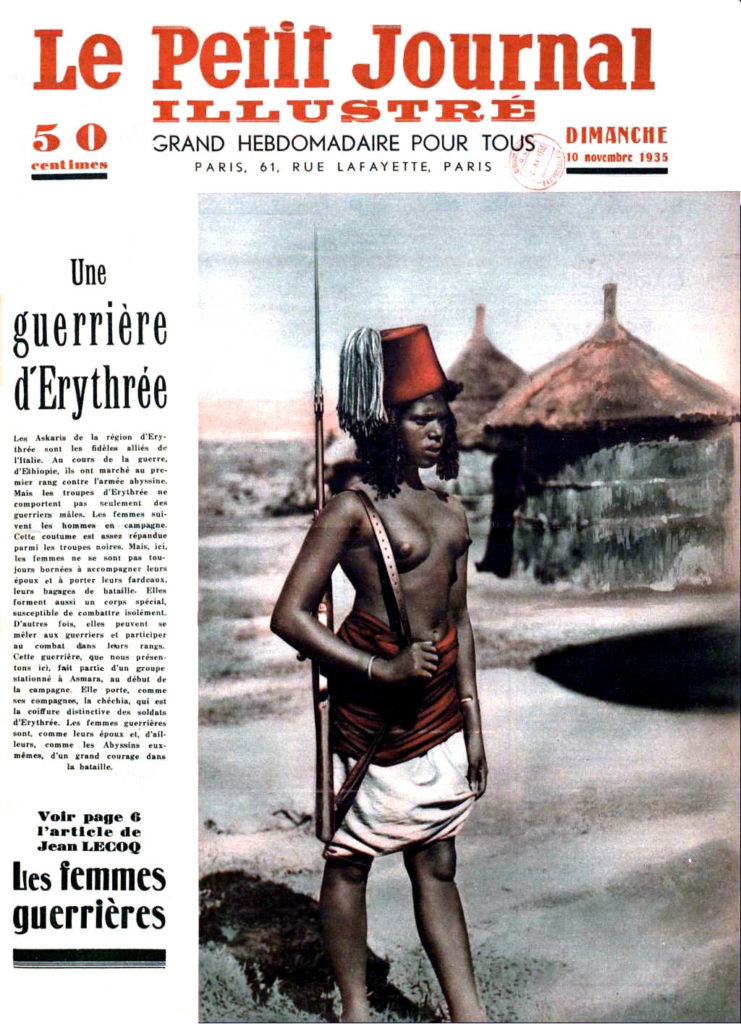 Le petit journal illustre 1935 11 10 Numero 2342page 1a