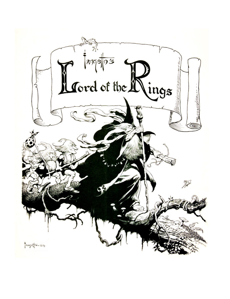 Lord of the Rings Portfolio 1
