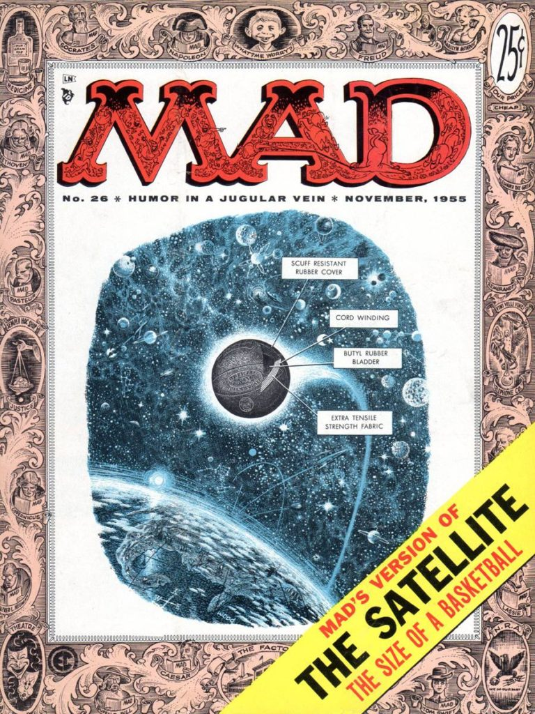 Mad 26 cover 1955