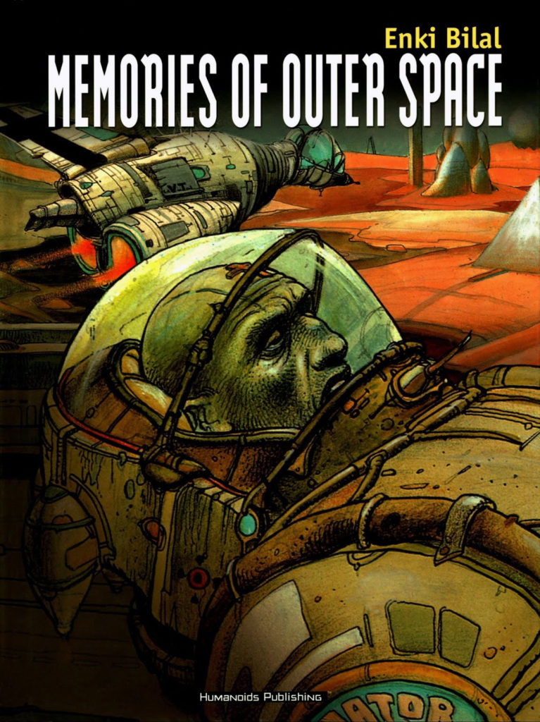 Memories of Outer Space 1
