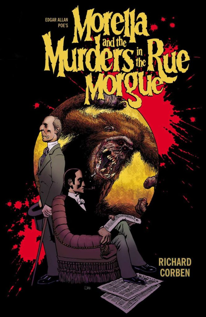 Morella and the Murders in the Rue Morgue 1