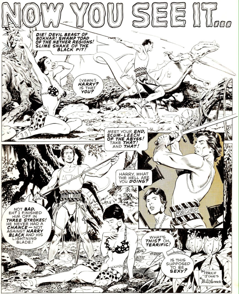 Now you see it Al Williamson 2