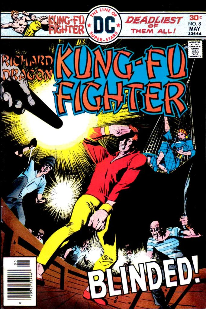 Richard Dragon Kung Fu Fighter 8 1