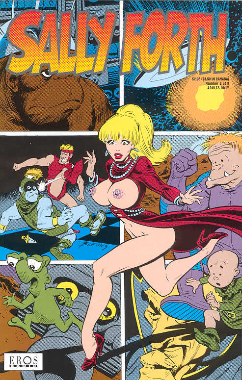 Sally Forth 2