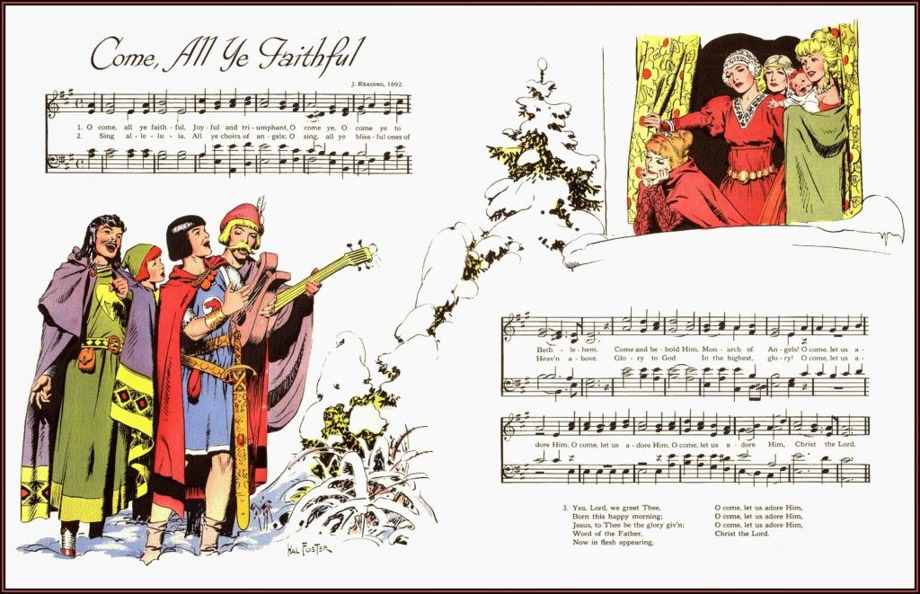 Sing With King At Christmas 10