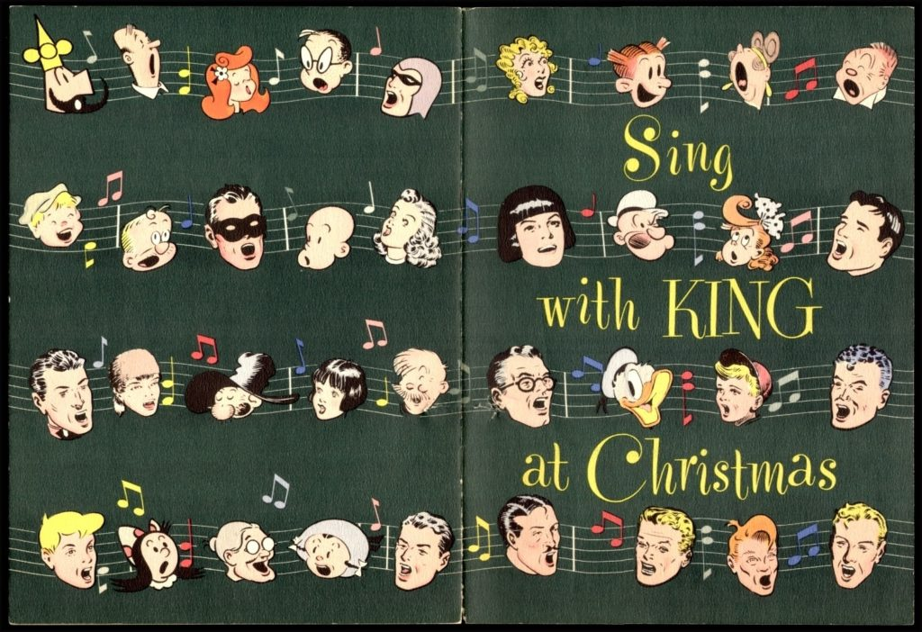 Sing With King At Christmas 2