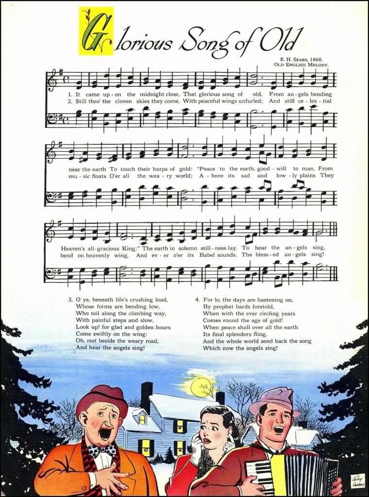 Sing With King At Christmas 7