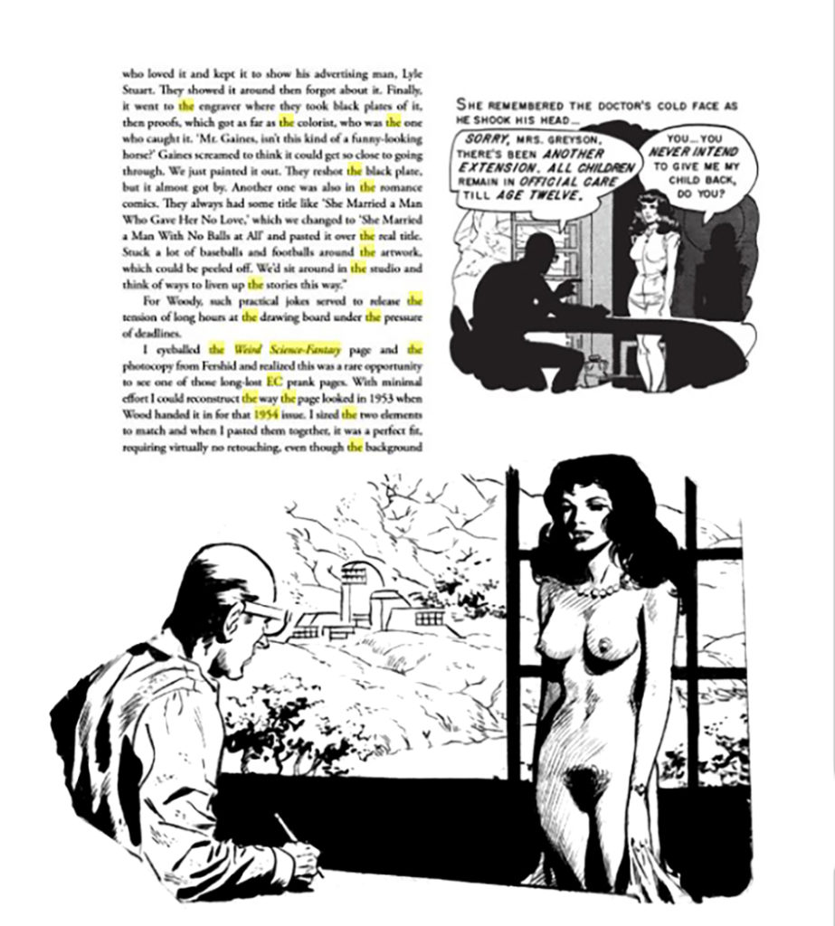 The Children 05A from Weird Science Fantasy 23