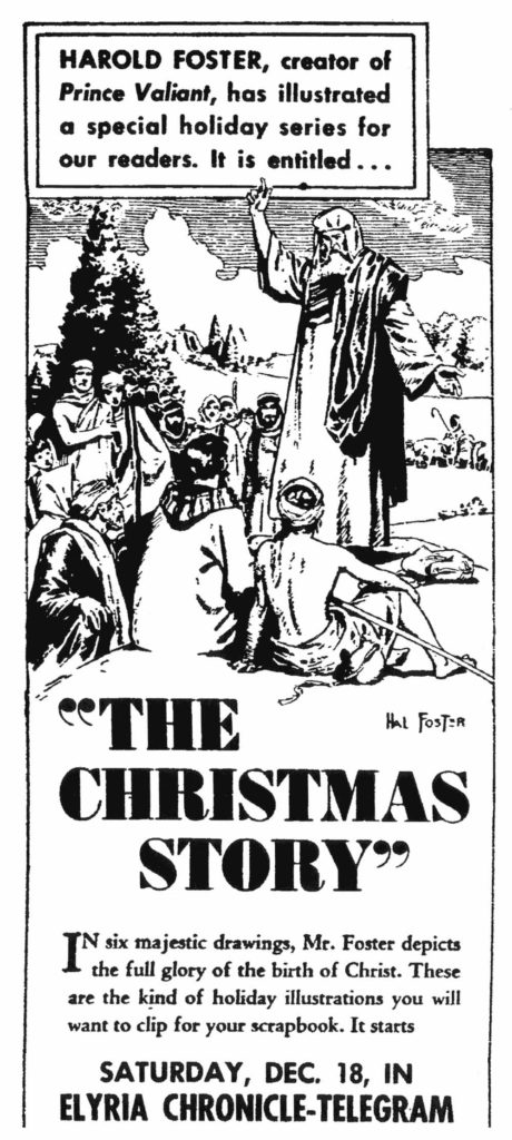 The Christmas Story 00 This originally ran in 1948
