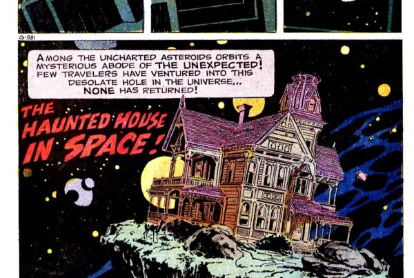 The Haunted House in Space 1