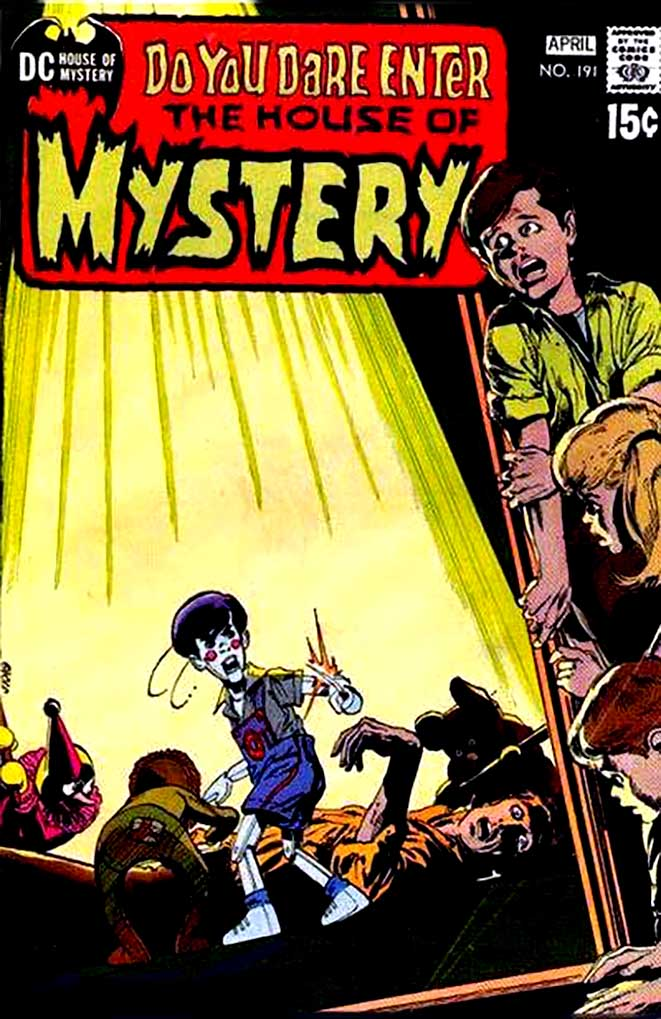 The House of Mystery v.1 191 Neal Adams