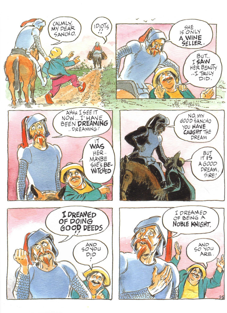 The Last Knight An Introduction to Don Quixote 28