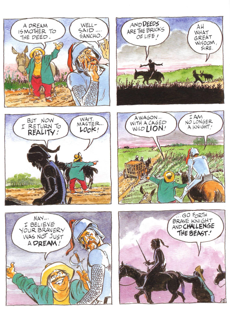 The Last Knight An Introduction to Don Quixote 29