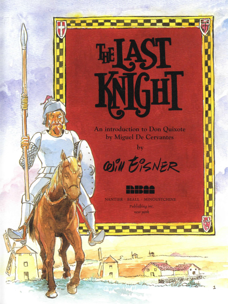 The Last Knight An Introduction to Don Quixote 4