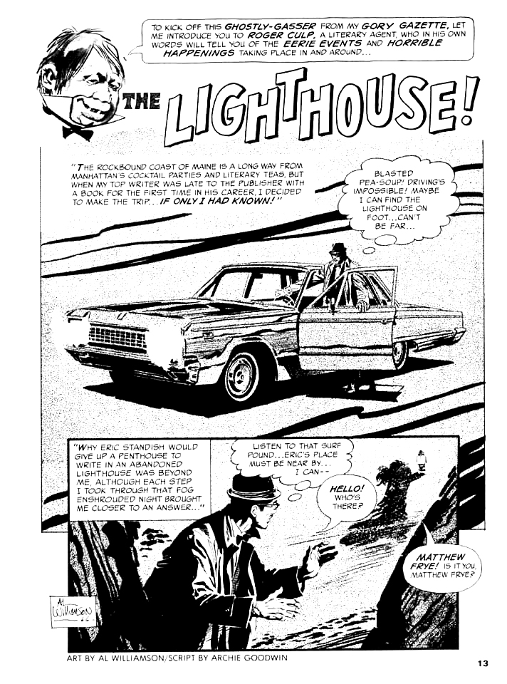 The LightHouse ! Al Williamson
