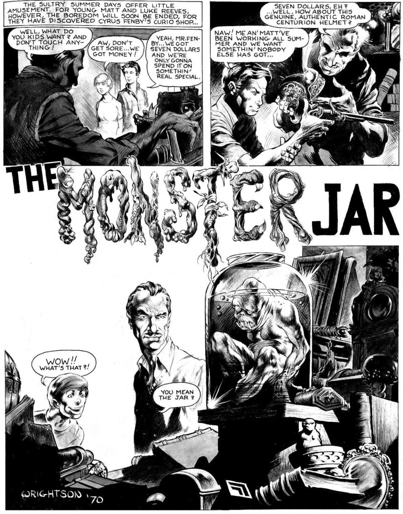 The Monster Jar 01