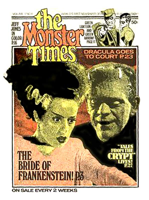 The Monster Times 4