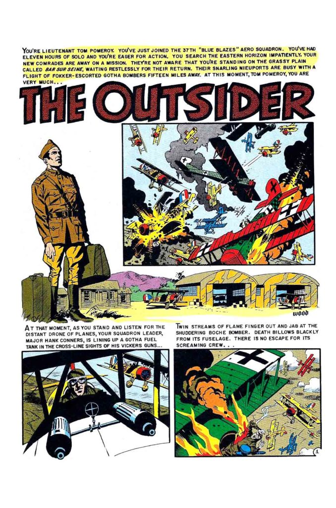 The Outsider 1