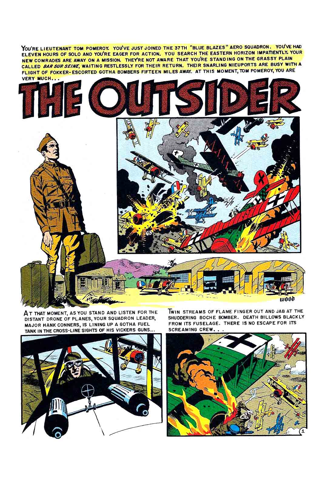 The Outsider 1955