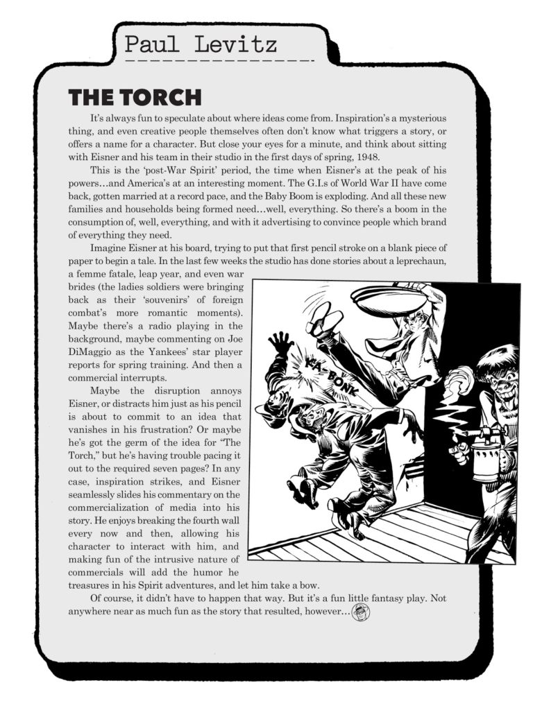 The Torch 1