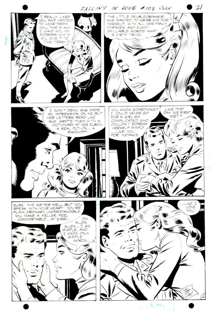 The Write Time to Love page 4