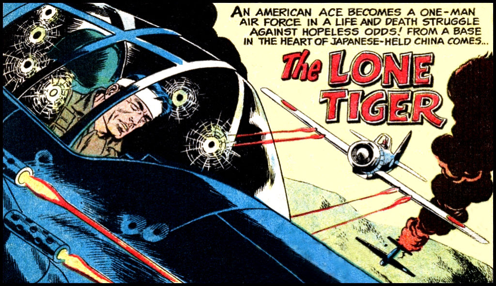 The lone tiger 1966