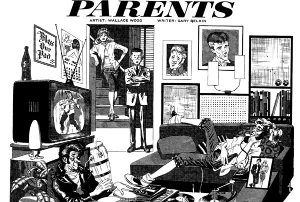 Tomorrows parents MAD N°62 1