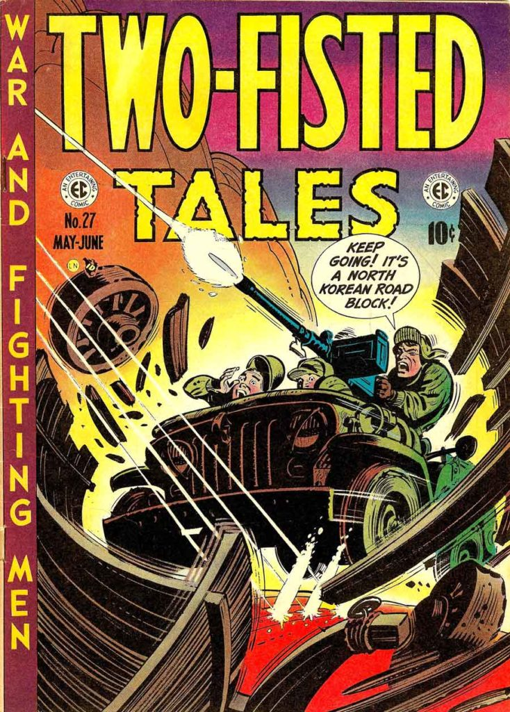 Two Fisted Tales N°27
