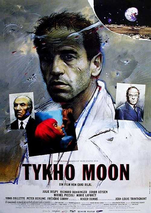 Tykho moon german movie poster