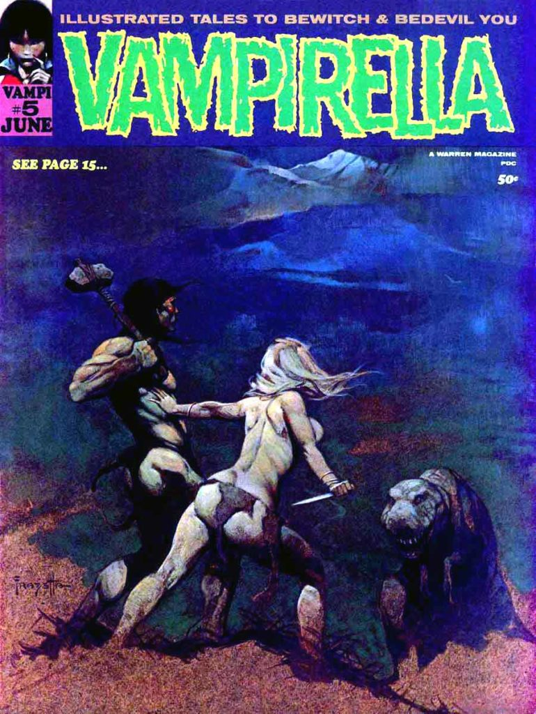 Vampirella 05 7 pages