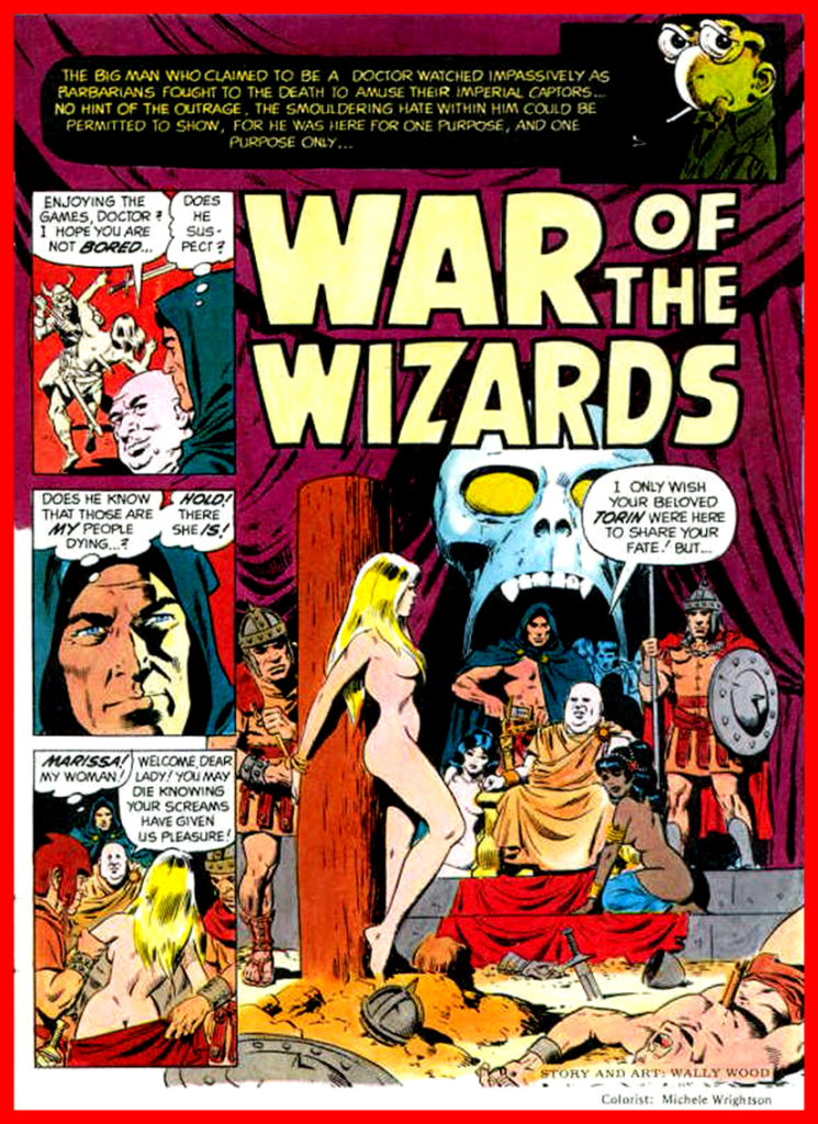 War of the Wizards 1