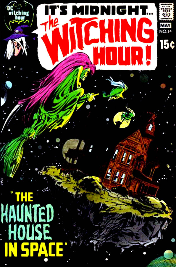 Witching Hour 14 January February 1971