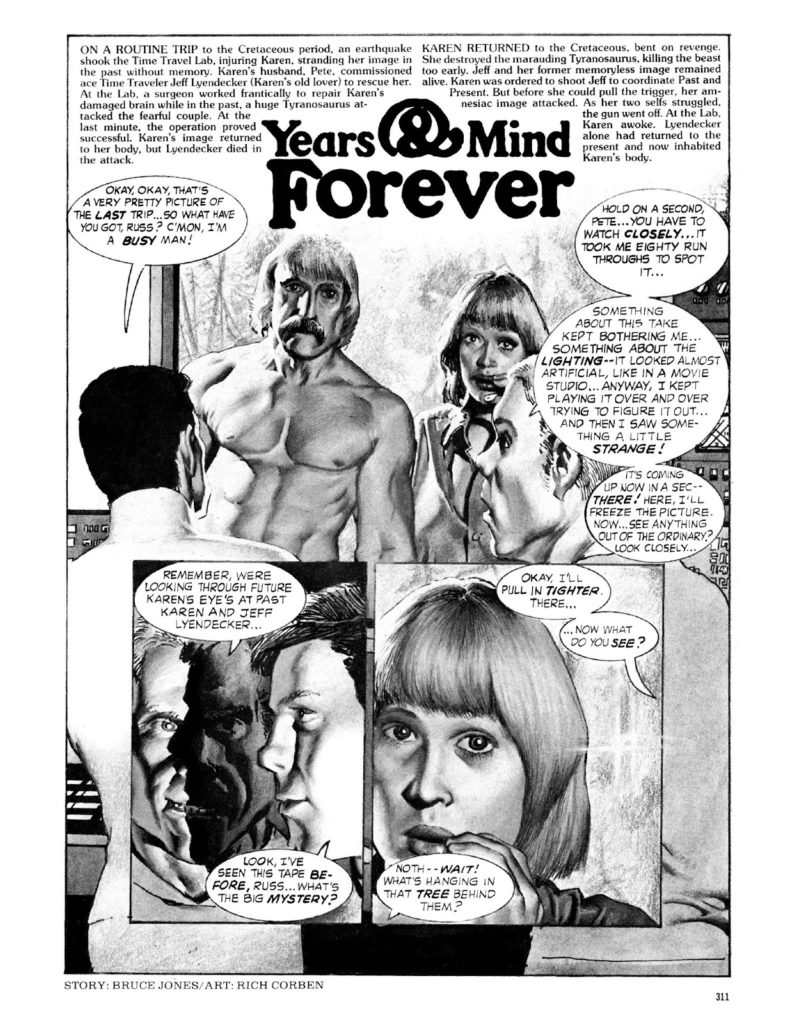 Years Mind Forever 2